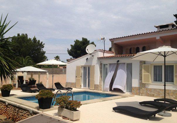 Bild 3 - Mallorca Cala Murada Ferienhaus Casa Can Pedro - Objekt 58343-1