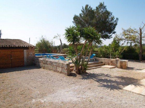 Spanien Mallorca Campos Ferienhaus Ref. 2455-100 Pool