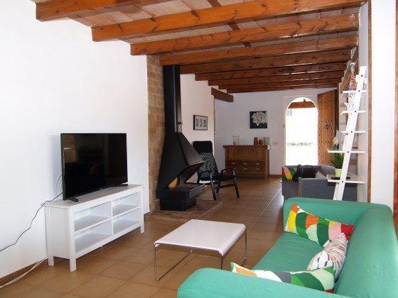 Spanien Mallorca Campos Ferienhaus Ref. 2455-100 Wohnzimmer
