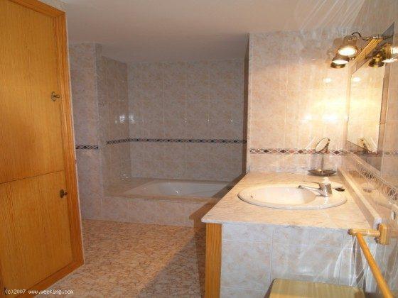 Badezimmer - Ferienhaus Sa Tanca Mallorca - Objekt 2455-33