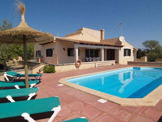 Pool - Ferienhaus Sa Tanca Mallorca - Objekt 2455-33
