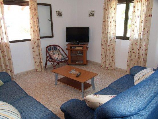 Wohnzimmer - Ferienhaus Sa Tanca Mallorca - Objekt 2455-33