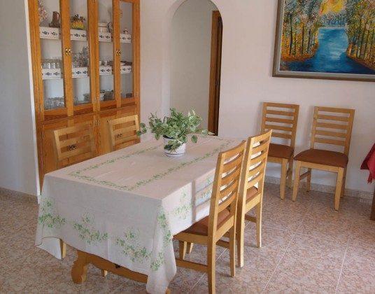 Essbereich - Ferienhaus Sa Tanca Mallorca - Objekt 2455-33
