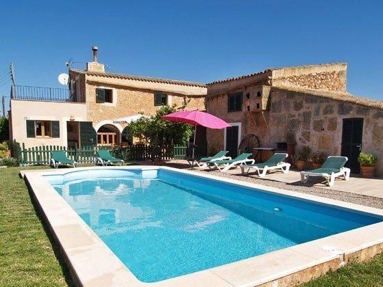 Bild 2 - Spanien Mallorca Campos Ferienhaus Ref. 2455-81 - Objekt 2455-81