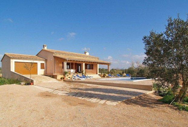Haus Aussen  Mallorca Finca Ref. 2455-87