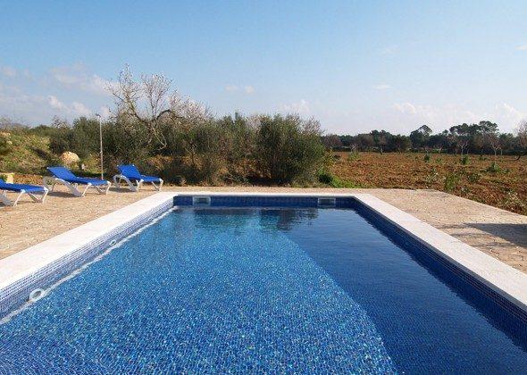 Pool  Mallorca Finca Ref. 2455-87