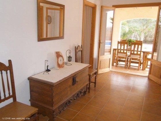 Wohnbereich - Mallorca Ferienhaus Campos Finca 2455-44