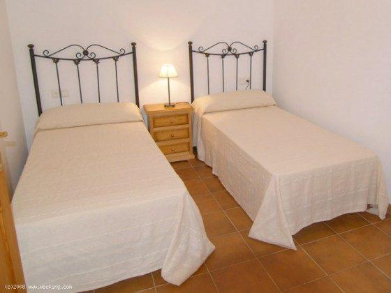 Schlafzimmer - Mallorca Ferienhaus Campos Finca 2455-44