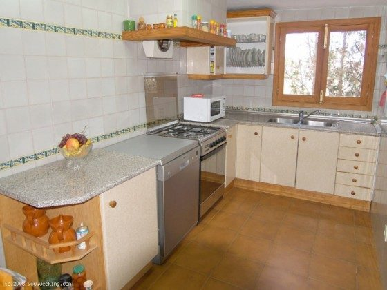 Küche - Mallorca Ferienhaus Campos Finca 2455-44