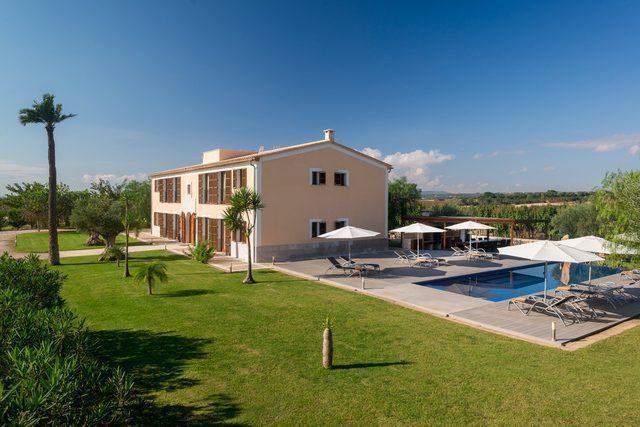 Ferienhaus Mallorca mit Kamin