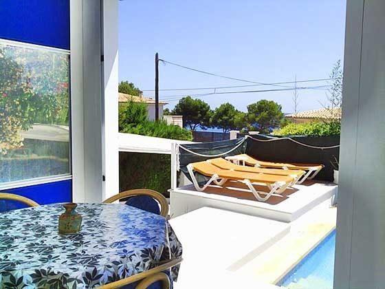 Sonnendeck Porto Cristo Ferienhaus Ref. 45563-11