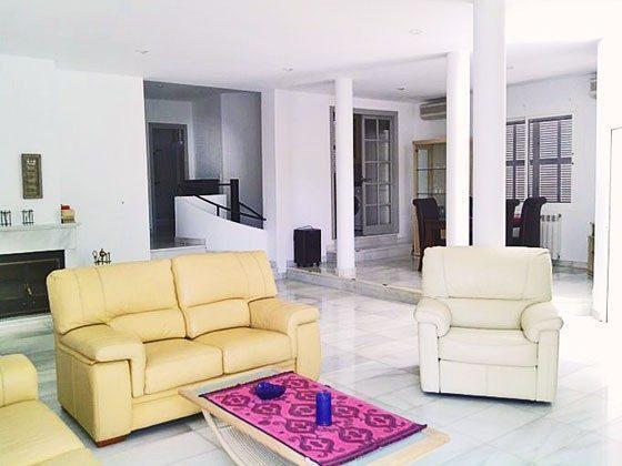 Wohnbereich Porto Cristo Ferienhaus Ref. 45563-11
