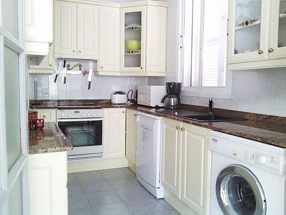Küche Porto Cristo Ferienhaus Ref. 45563-11