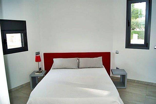 Schlafzimmer 2 Portochristo Novo Ferienhaus Ref. 45563-12