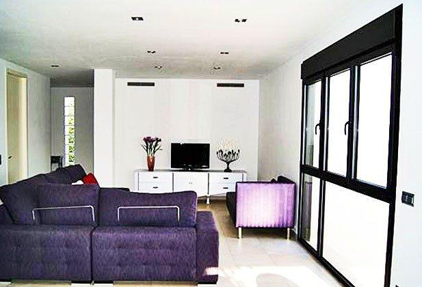 Wohnbereich Portochristo Novo Ferienhaus Ref. 45563-12