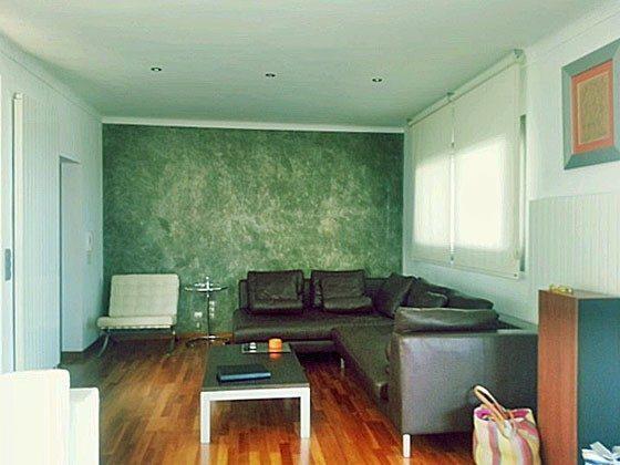 Wohnzimmer Portochristo Novo Ferienhaus Ref. 45563-13