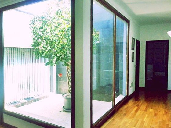 Innenhof Portochristo Novo Ferienhaus Ref. 45563-13