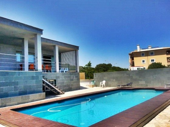 Pool Portochristo Novo Ferienhaus Ref. 45563-13