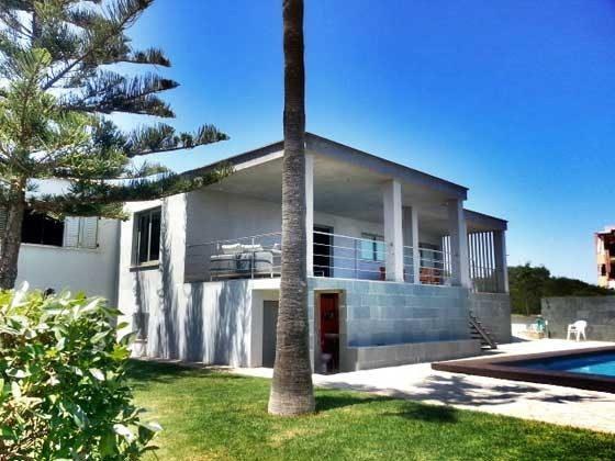 Außenansicht Portochristo Novo Ferienhaus Ref. 45563-13