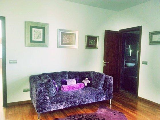 Schlafzimmer 1 Portochristo Novo Ferienhaus Ref. 45563-13
