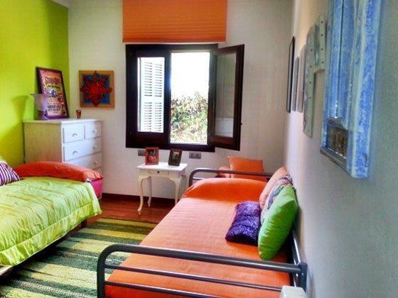 Schlafzimmer 3 Portochristo Novo Ferienhaus Ref. 45563-13