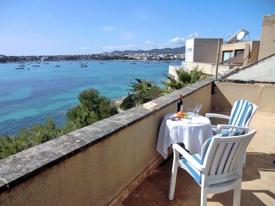 Bild 5 - Mallorca Porto Colom Haus direkt am Meer - Objekt 120284-1