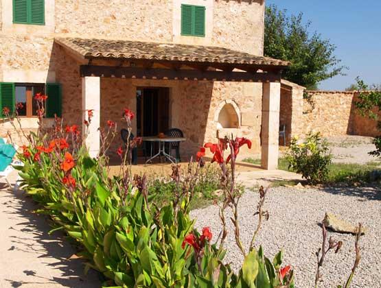Ferienhaus Mallorca Santanyi 2455-31