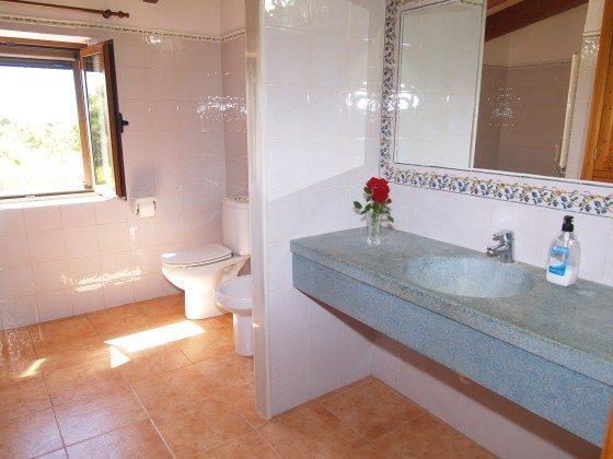 Ferienhaus Mallorca Santanyi 2455-31 Bad