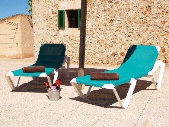 Ferienhaus Mallorca Santanyi 2455-31 Sonnenterrasse