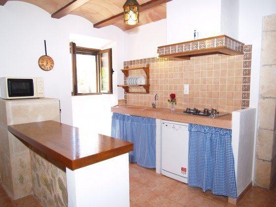 Ferienhaus Mallorca Santanyi 2455-31 Küche