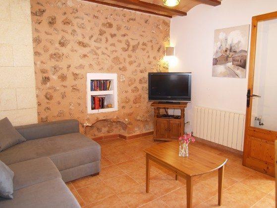 Ferienhaus Mallorca Santanyi 2455-31 Wohnbereich