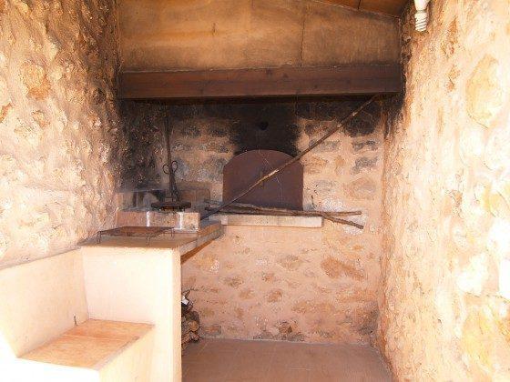 Ferienhaus Mallorca Santanyi 2455-31 Grill