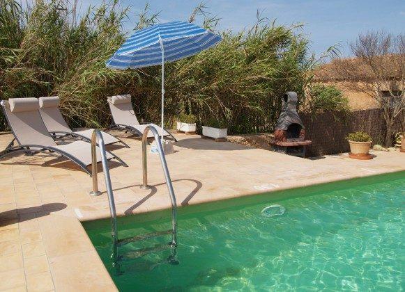 "Pool - Spanien Mallorca Ferienhaus ""Sa Rapita"" Ref.:2455-68"