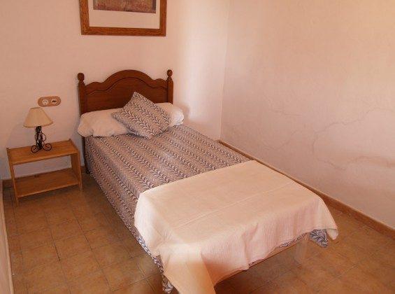 "Einzelbett - Spanien Mallorca Ferienhaus ""Sa Rapita"" Ref.:2455-68"