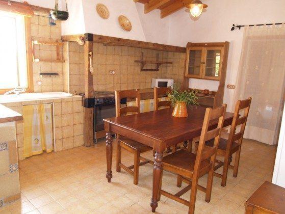 "Essbereich - Spanien Mallorca Ferienhaus ""Sa Rapita"" Ref.:2455-68"