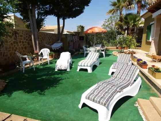 Spanien Mallorca Sa Ràpita Ferienhaus 2455-99 Außenbereich