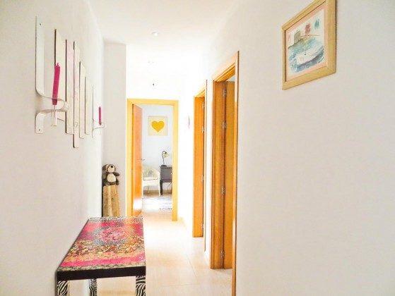 Mallorca Ferienhaus Ca´n Flores Schlafzimmer