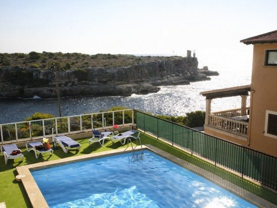 Mallorca Hotel an der Cala Figuera