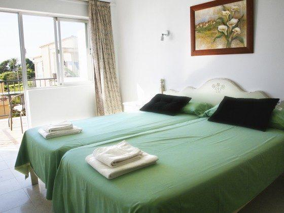 Doppelzimmer Hotel Cala Figuera