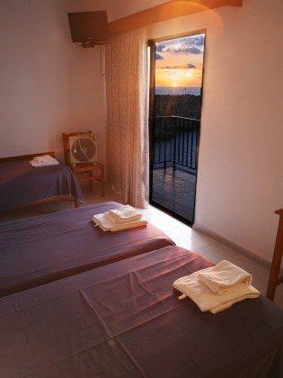 Schlafzimmer Hotel Cala Figuera