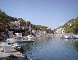 Mallorca Cala Santanyi