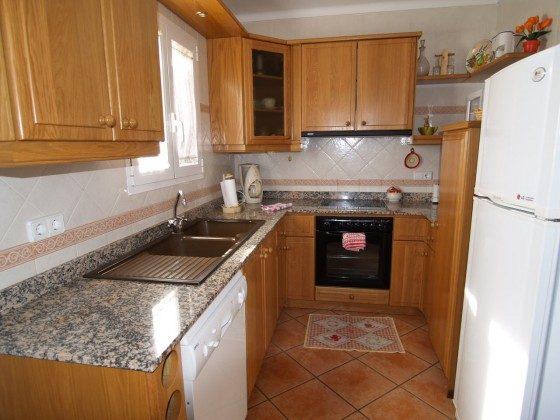 Küche - Mallorca Es Figueral d`en Vicens Ref.: 2455-42