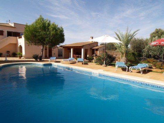 Swimmingpool - Mallorca Es Figueral d`en Vicens Ref.: 2455-42