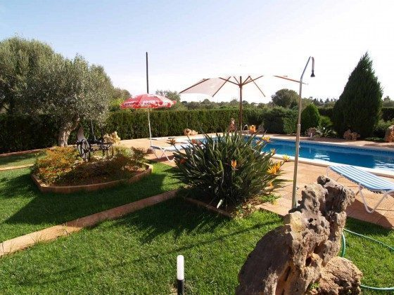 Garten - Mallorca Es Figueral d`en Vicens Ref.: 2455-42