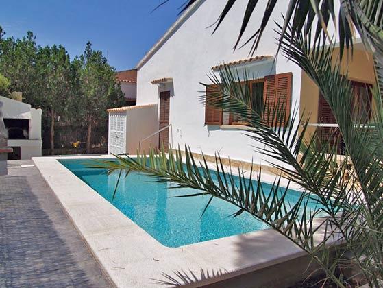 Bild 2 - Mallorca Ferienhaus Es Pinar 2455-66  - Objekt 2455-66