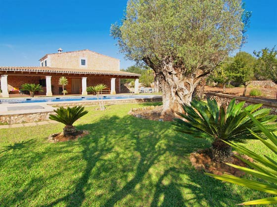 Ansicht Ferienhaus Caseta Palea Mallorca Ref.:2455-77