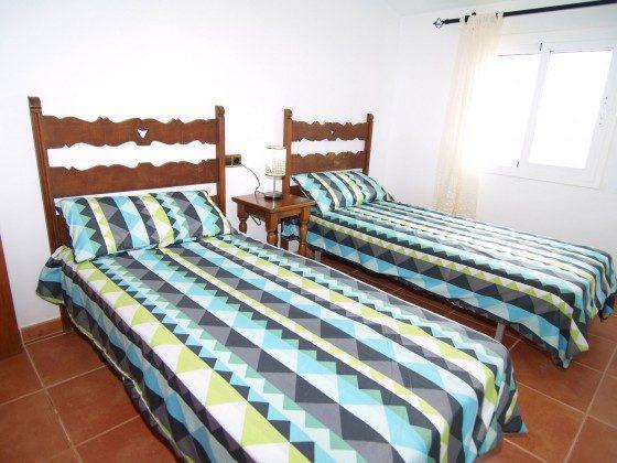 Schlafzimmer 3 Ferienhaus Caseta Palea Mallorca Ref.:2455-77