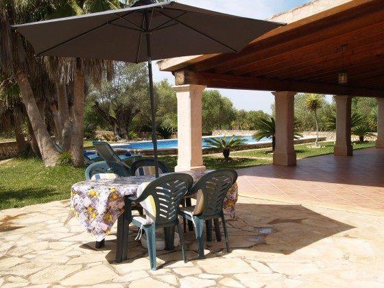 Terrasse Ferienhaus Caseta Palea Mallorca Ref.:2455-77