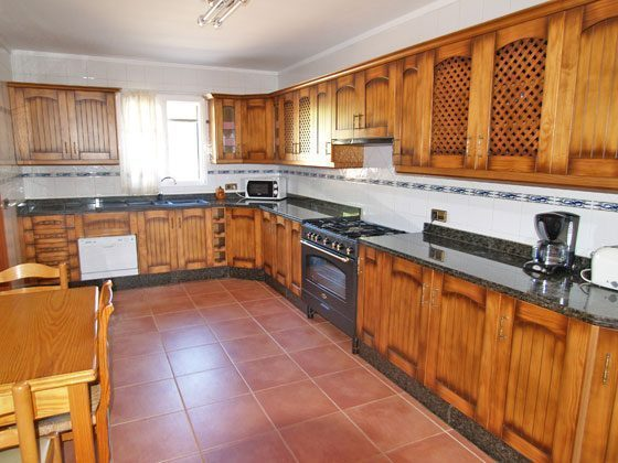 Küche Ferienhaus Caseta Palea Mallorca Ref.:2455-77