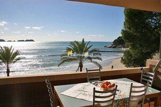 Ferienwohnung Mallorca mit nahegelegener Tennisanlage